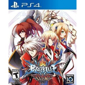 BlazBlue: Chrono Phantasma EXTEND - Japan Import ( English )